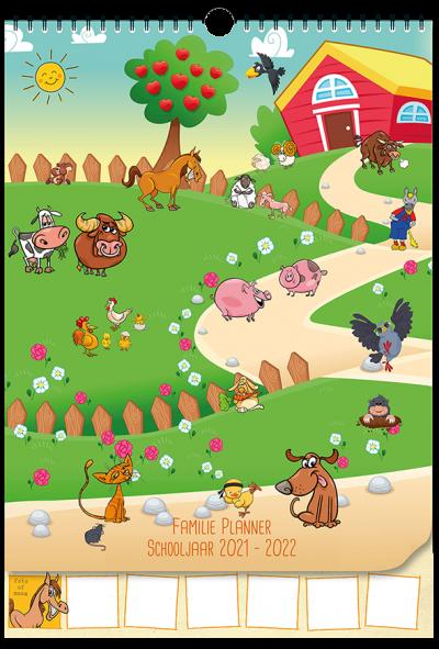 De Boerderij cover